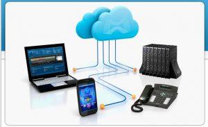набор функций облачной АТС