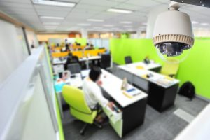 оборудование для видеонаблюдения в офисе